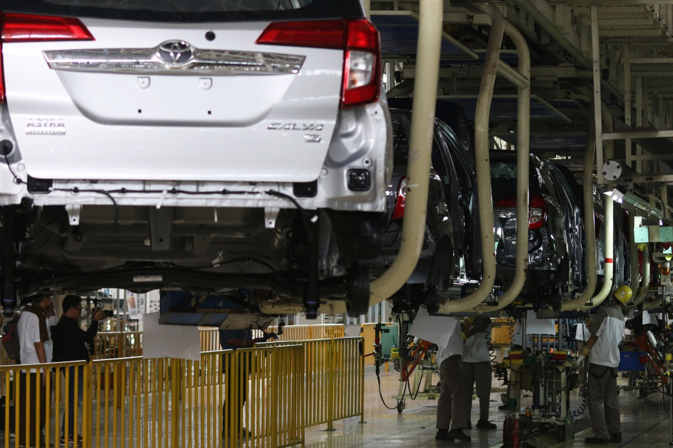 High wages still top concern for Japanese companies in Indonesia: Survey