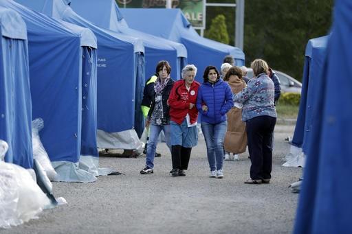 Italian officials say quake death toll hits 247