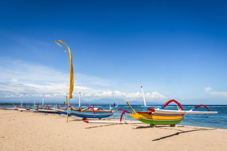 This weekend, join outdoor activities at the Sanur festival