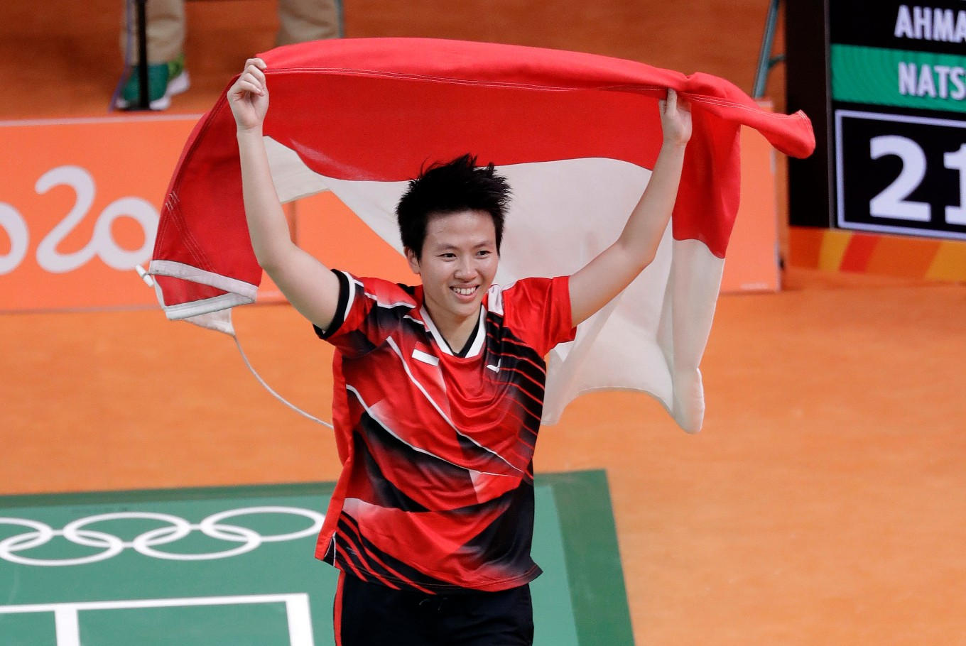 Liliyana Natsir Indonesias Badminton Mixed Doubles Queen