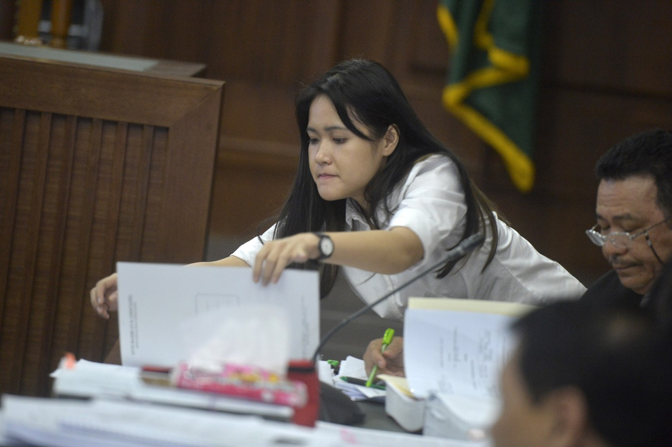 Toxicologist questions police's method in determining cyanide as Mirna's killer