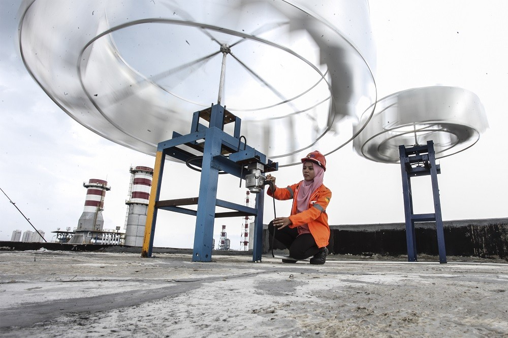Indonesia to stop using state budget for clean energy projects