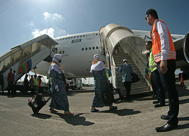 Saudi Arabia deports 200 Indonesian umrah pilgrims