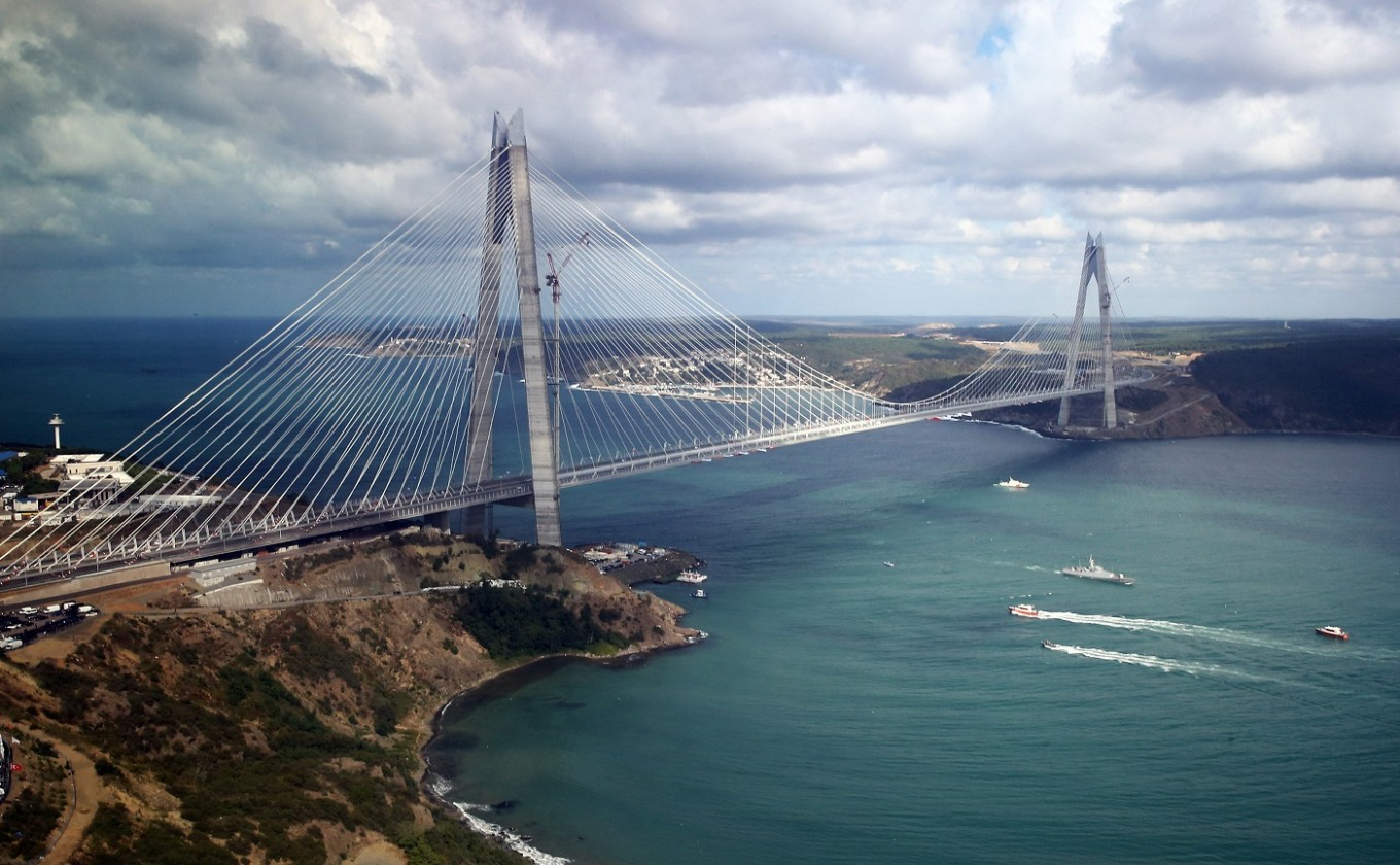 The Third Bosphorus Bridge Latest News