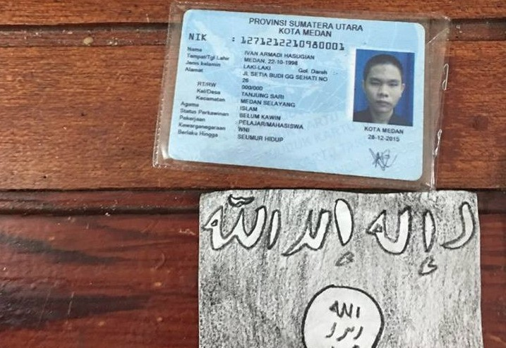 Medan church attacker inspired by France attack: Police