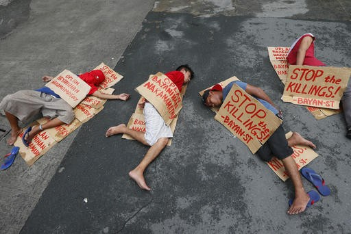 Southeast Asian police 'happy' with Philippines drug war
