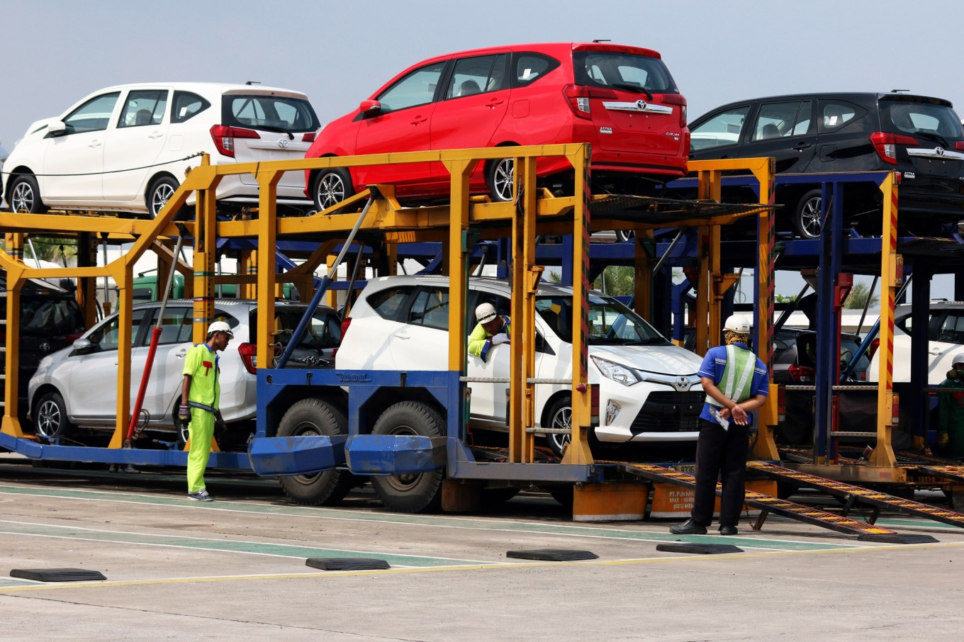 August auto sales: another sign of economic recovery