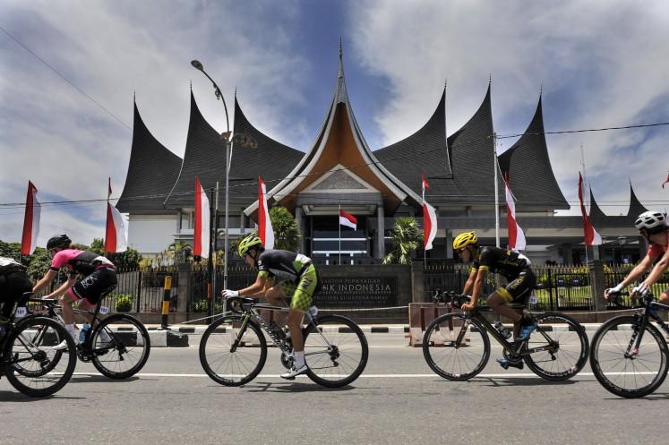 Tour de Singkarak 2017 to kick off this weekend