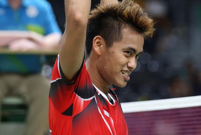 Olympic badminton champion Tontowi Ahmad announces retirement