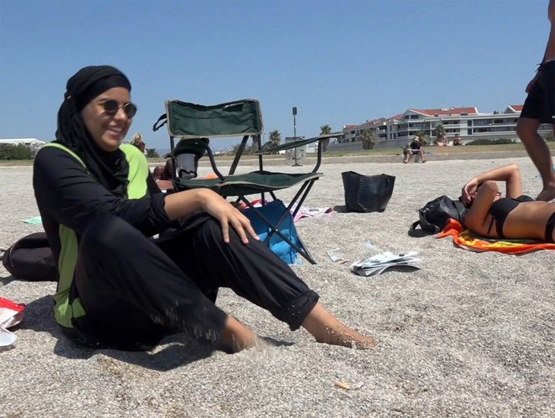 The 'Burkini', LGBT people and the global sex wars