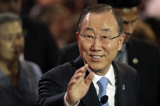 Ban Ki-moon sends strong signal about presidential bid