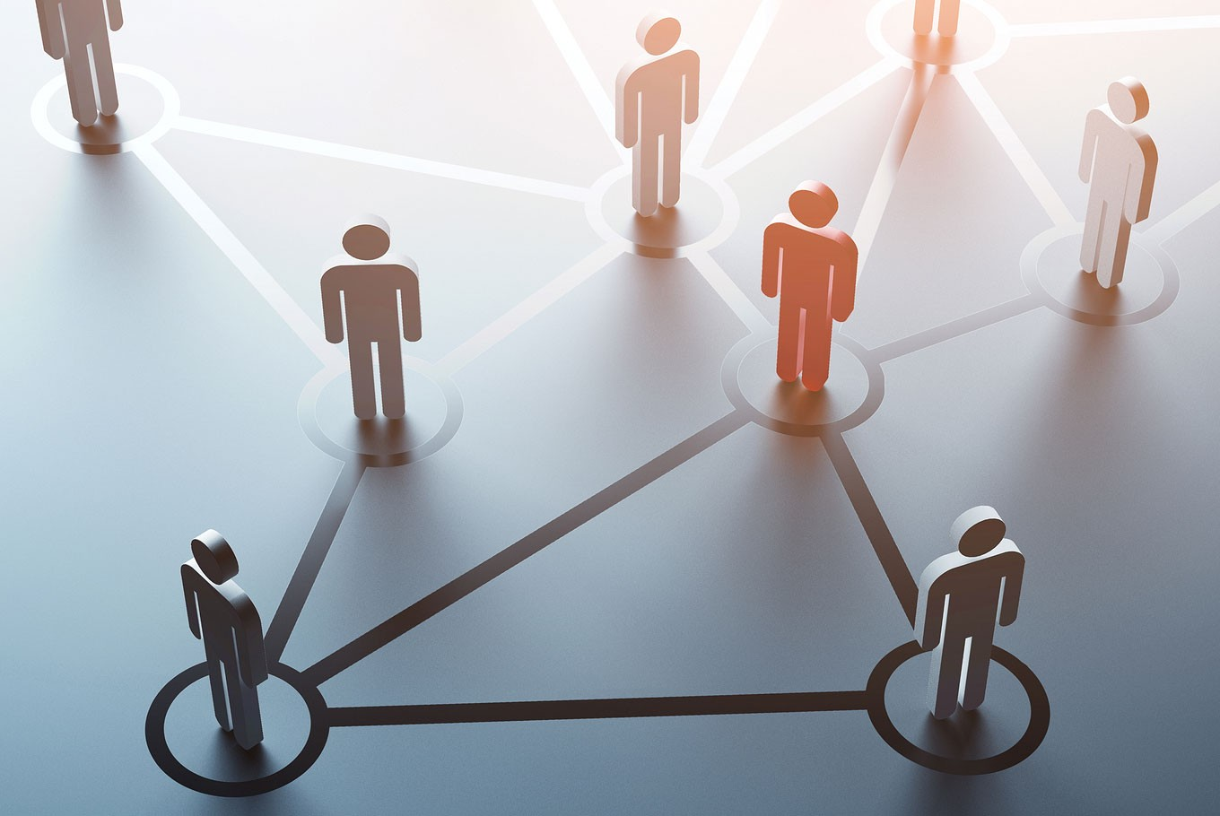 Advance your career by networking