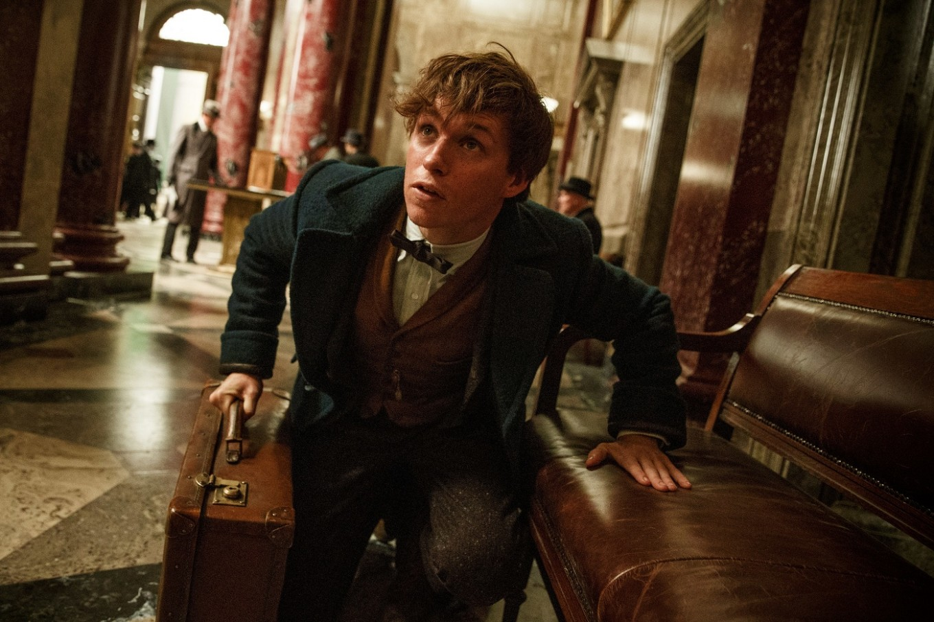 5 things we know about 'Fantastic Beasts and Where to Find Them'