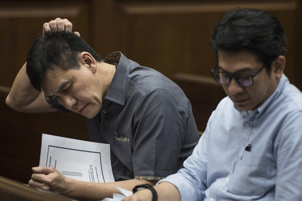 Podomoro's Ariesman gets three years in prison