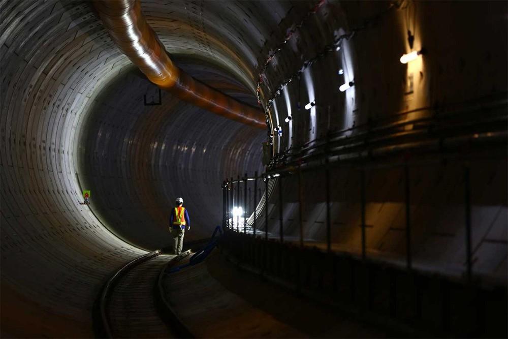 Next MRT Jakarta line to have seven underground stations, multilevel tunnel