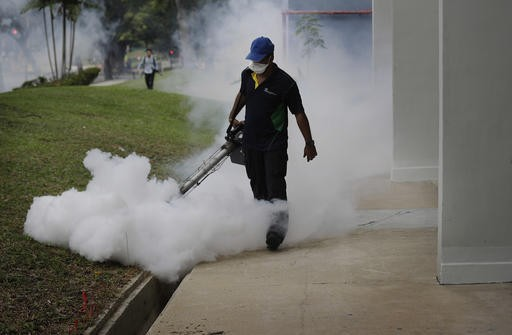 Where's Zika going next? Maybe China, India, or Nigeria