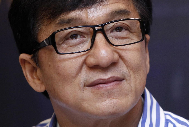 Jackie Chan, Jet Li in...