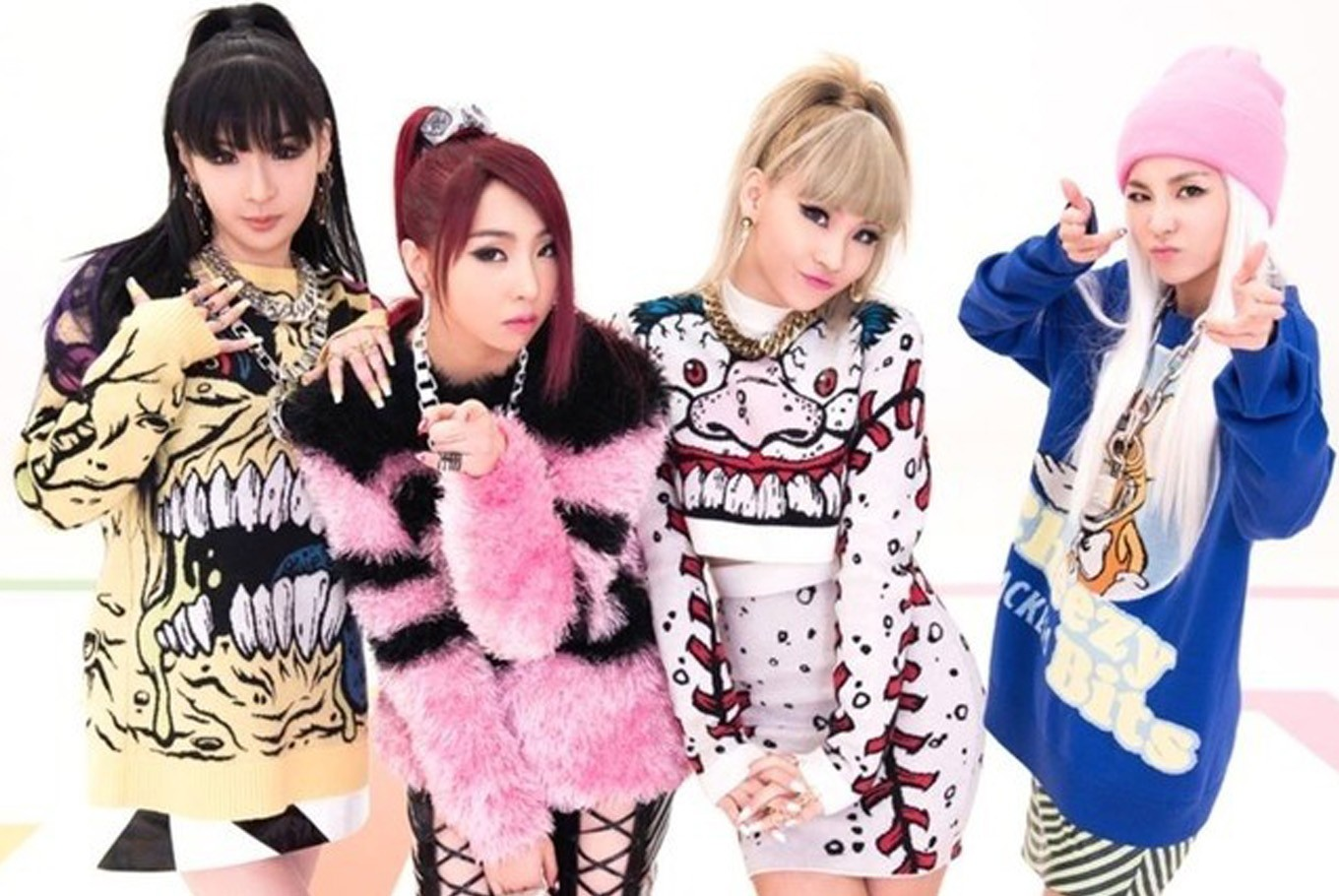 Catch up with 2NE1 - Entertainment - The Jakarta Post