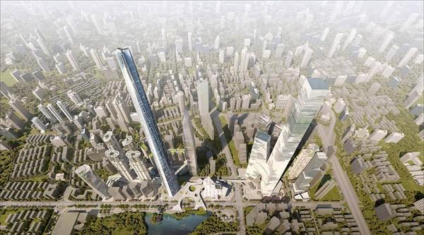 Shenzhen Plans China S Tallest Skyscraper Lifestyle
