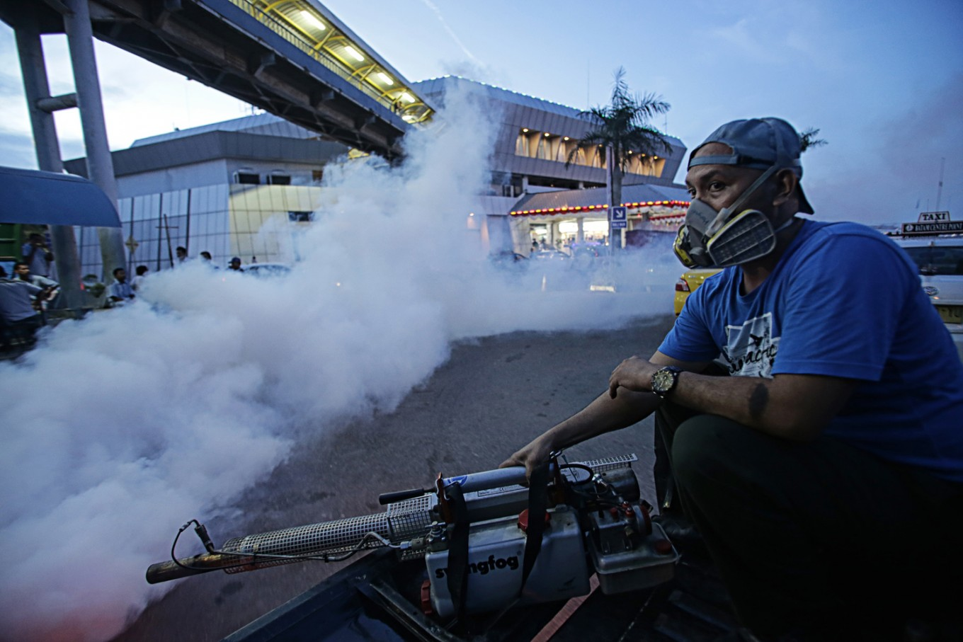 No Batam-Singapore border closure over Zika, govt says
