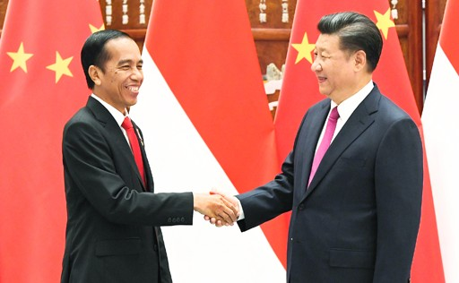 Jokowi has fifth meeting with chinas xi national the jakarta post jokowi has fifth meeting with chinas xi reheart Choice Image