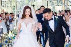 Watch Taiwan's F4 sings 'Meteor Rain' at Ken Chu's wedding