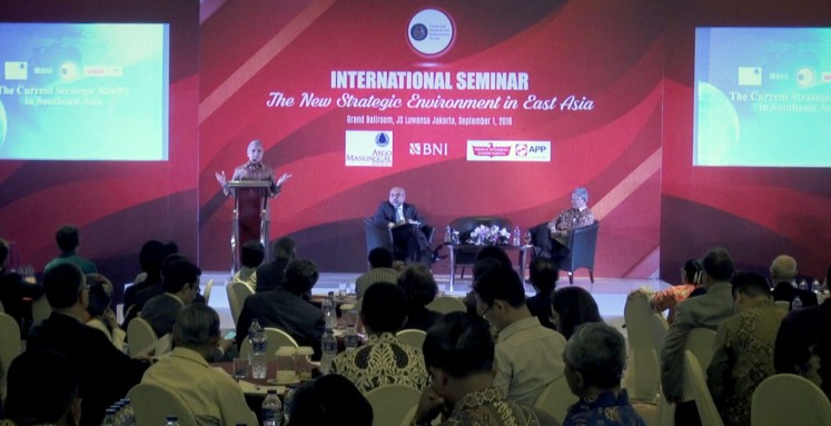 CSIS calls for ASEAN Charter reform