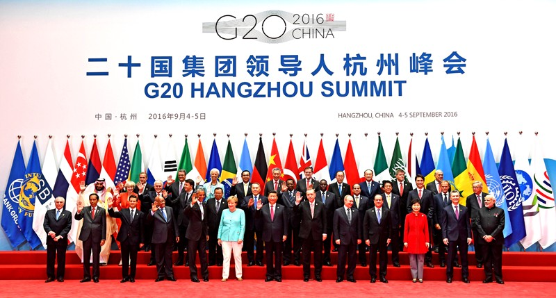 G20: Strengthening global governance