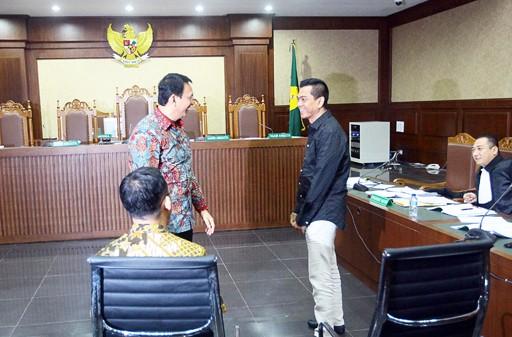 Ahok blames council for reclamation saga