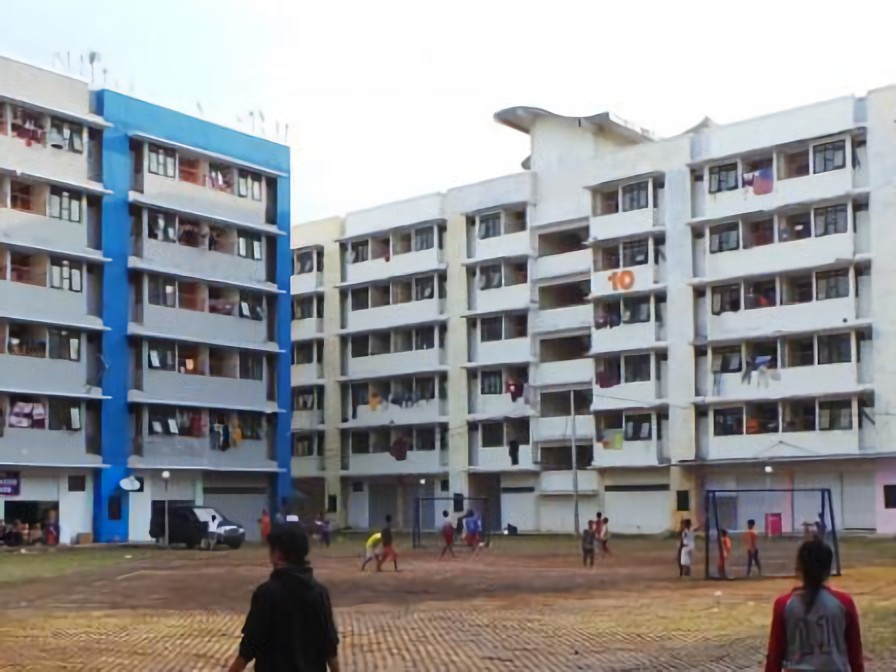 Pesakih Low Cost Apartment Residents Lodge Complaints About Water Bills Quality