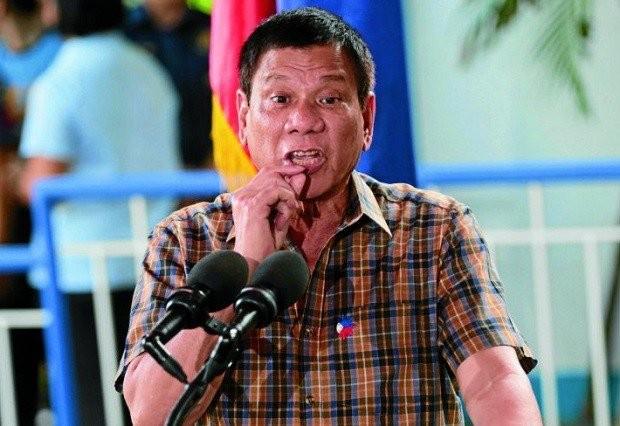 Philippines' Duterte threatens to form 'revolutionary government'