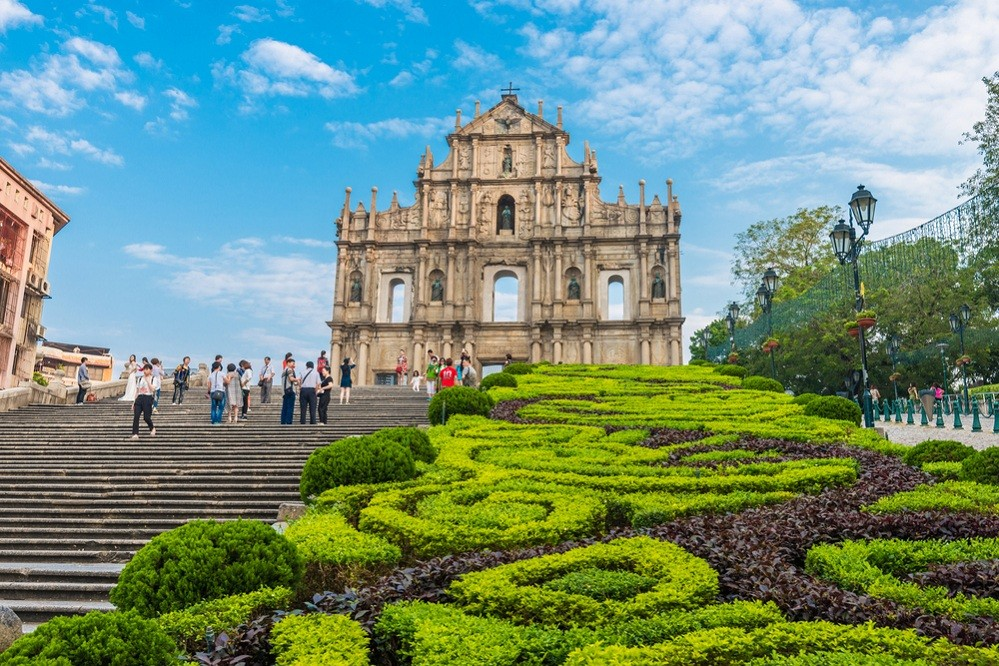 Macau: A jackpot of bright city lights and heritage sites