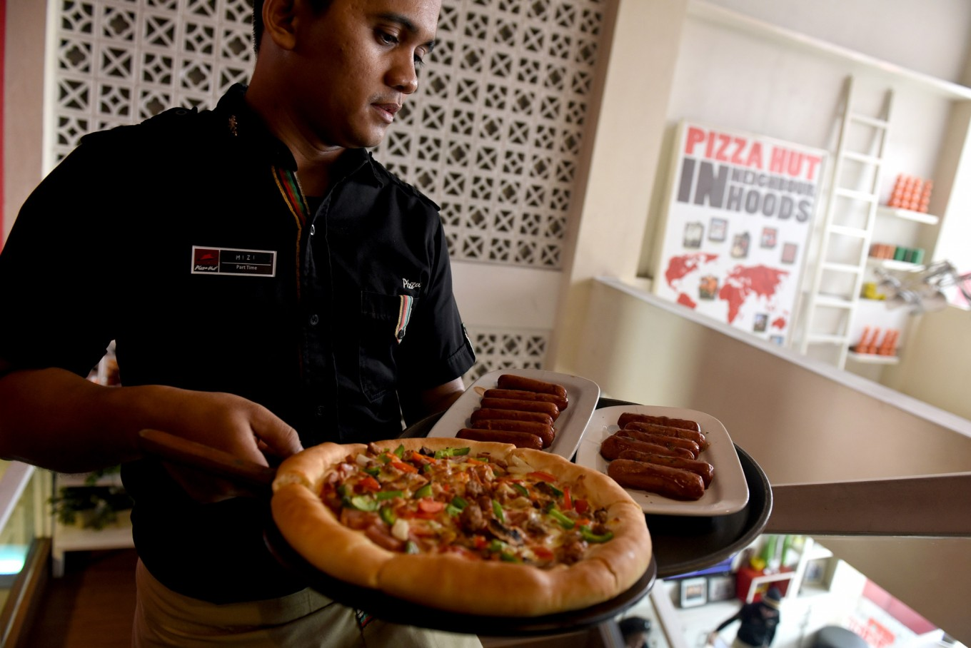 Pizza Hut franchisee books solid profit growth, eyes eastern expansion - The Jakarta Post - Jakarta Post