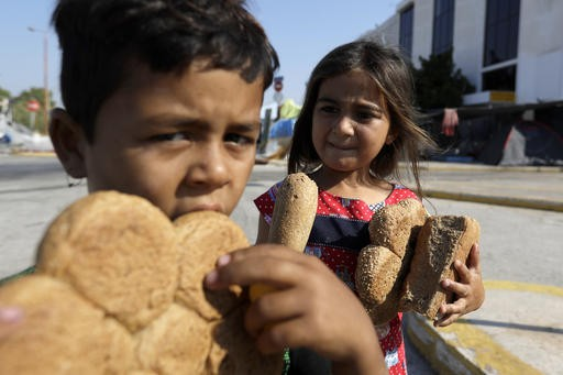 UNICEF says 28 million children uprooted by global conflict