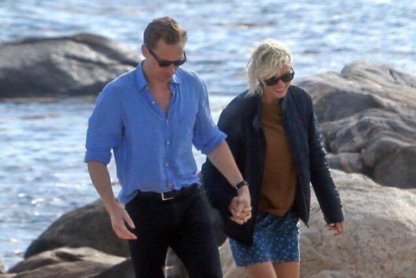 Tom Hiddleston and Taylor Swift 'in love split'