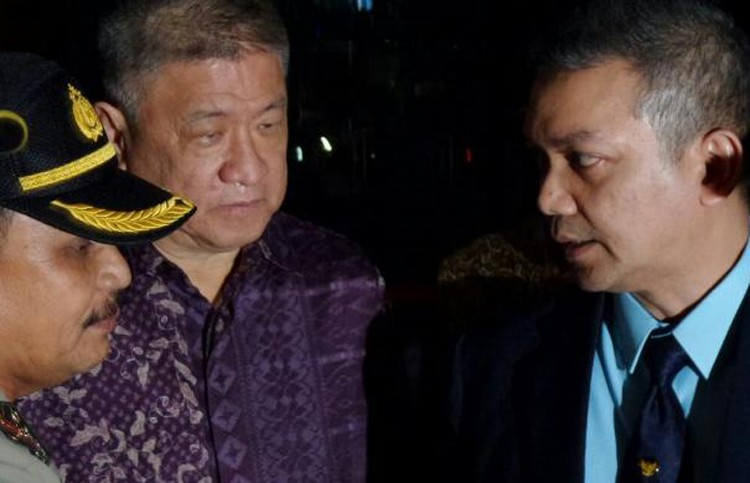 Aguan admits to complaining  to Ahok about 15% contribution