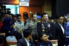 Budi Gunawan passes House screening as next spy chief