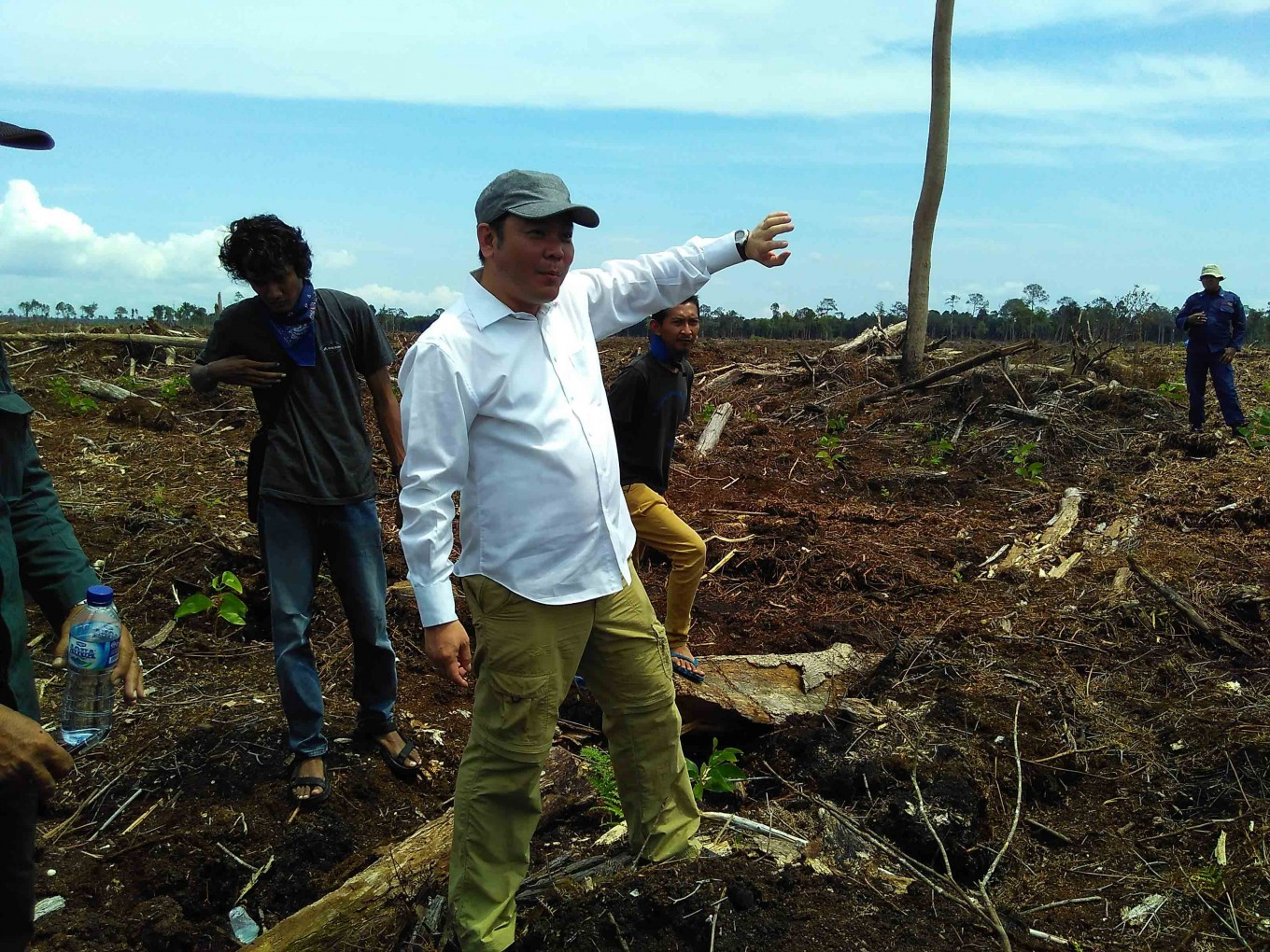 RAPP accused of peatland conversion