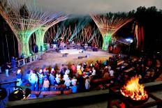 The Tengger people troupe of East Java. JP/Tarko Sudiarno