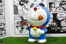 Doraemon gets his own cast metal product range