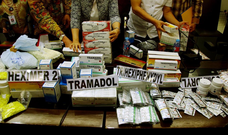 Jakarta Police intensify crackdown on drug abuse
