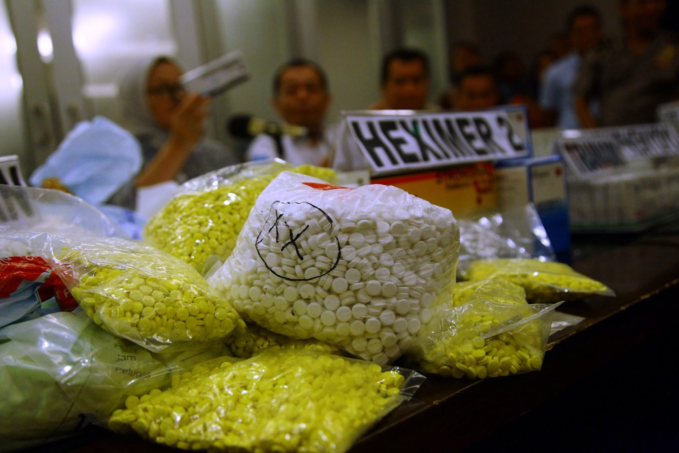 Buddhist monk in Thailand arrested with 88,000 meth pills