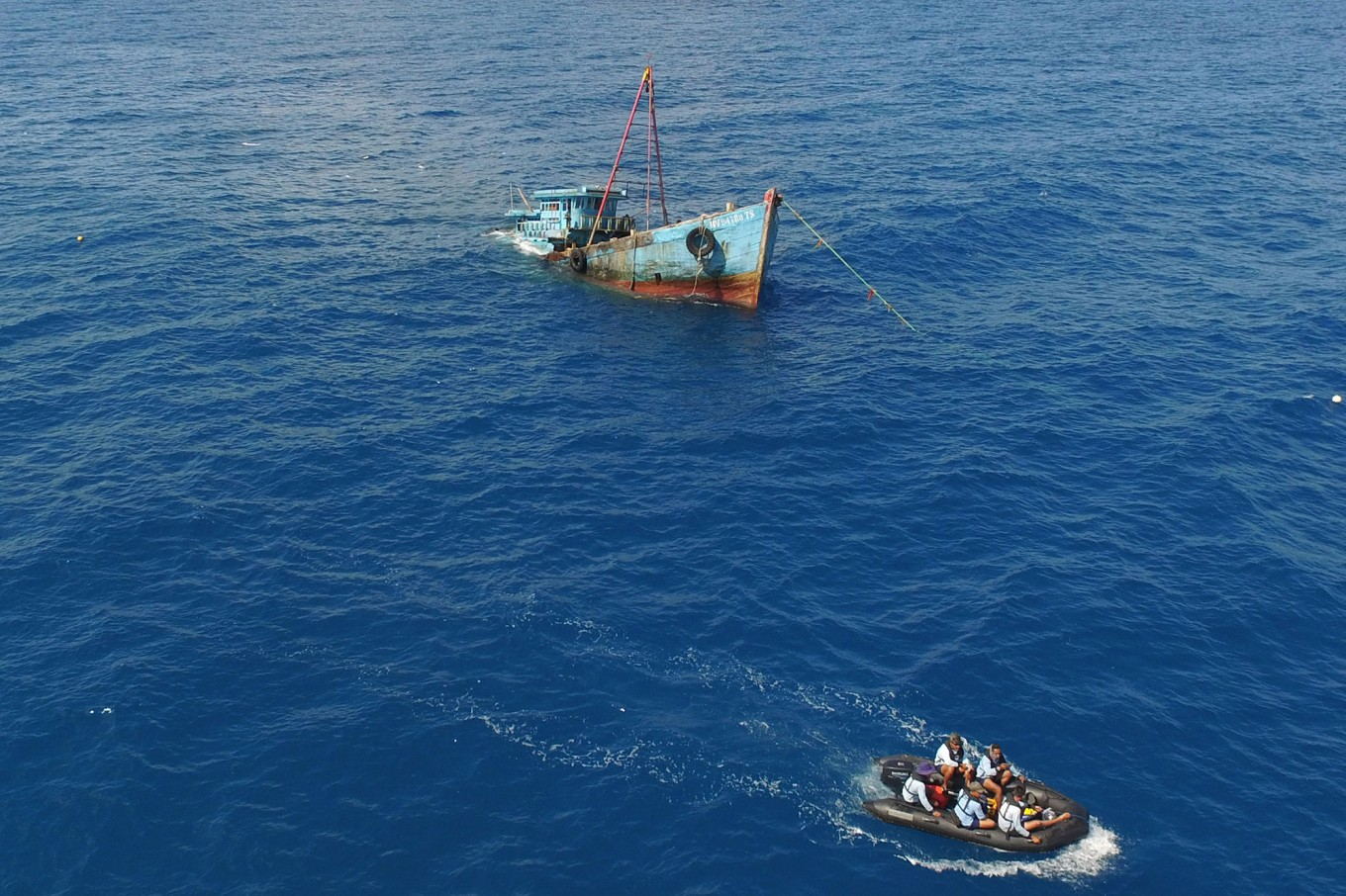 First line of defense: Indonesia to populate Natuna waters with fishers