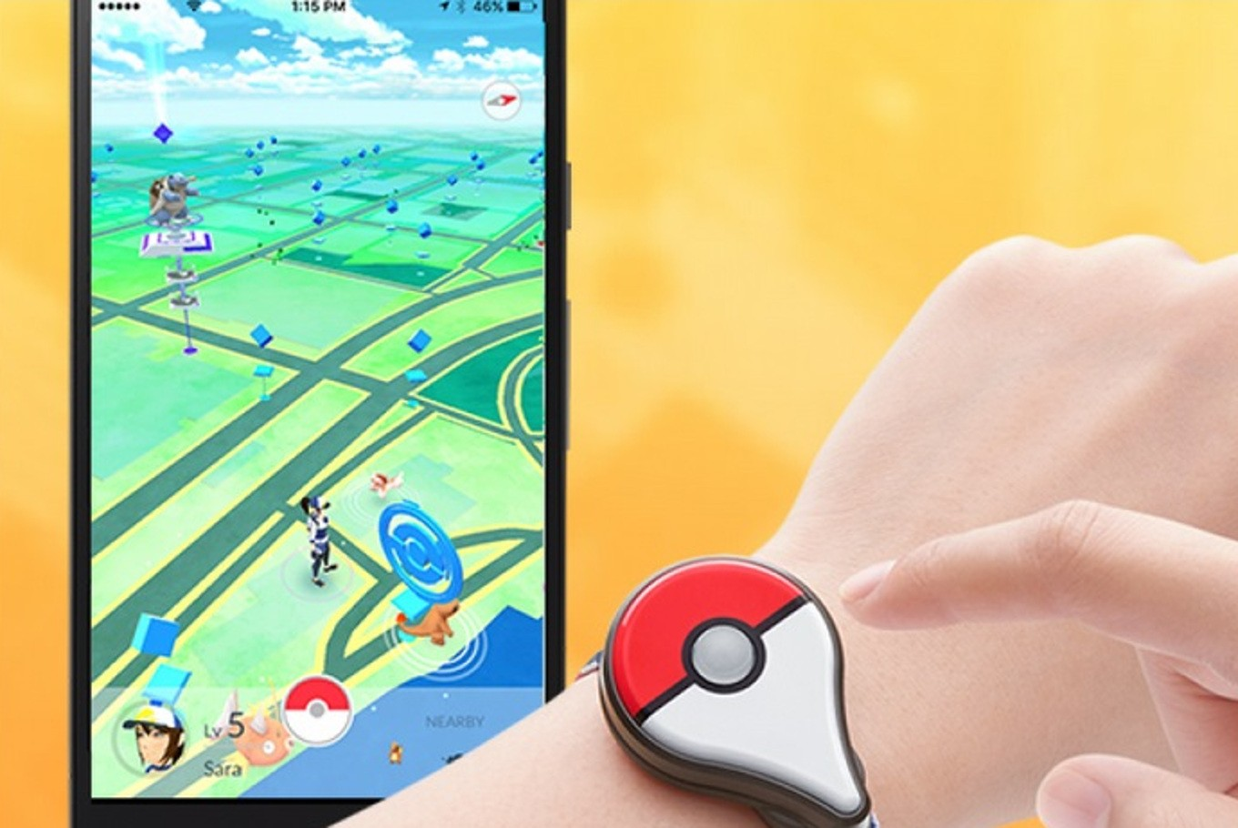 Dedicated wearable device Pokemon Go Plus to be launched Sept 16