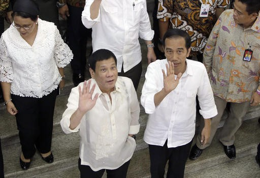 Duterte respects Indonesia legal system in Mary Jane case: Jokowi
