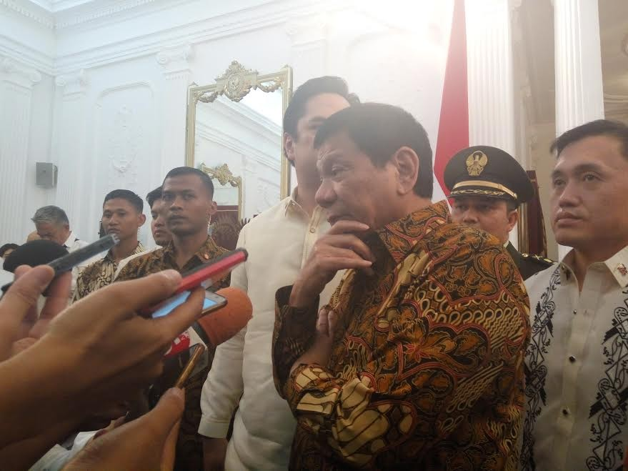 PH denies Duterte gave go-ahead for Veloso execution