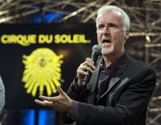 James Cameron talks 'Avatar' sequels, Cirque du Soleil show