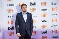 DiCaprio unveils climate change film 'Before the Flood'