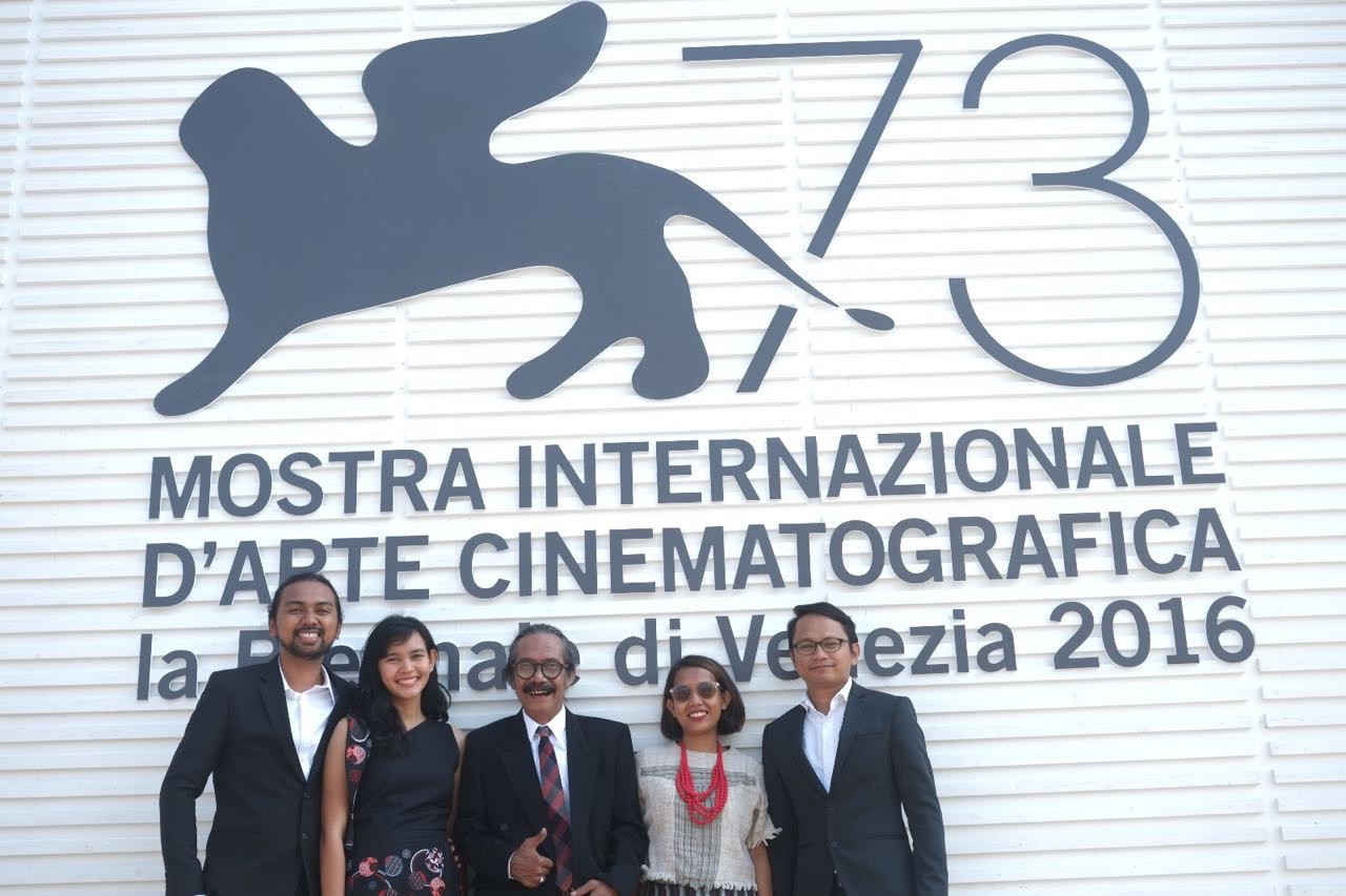 Indonesian short film premiers at 2016 Venice International Film Festival
