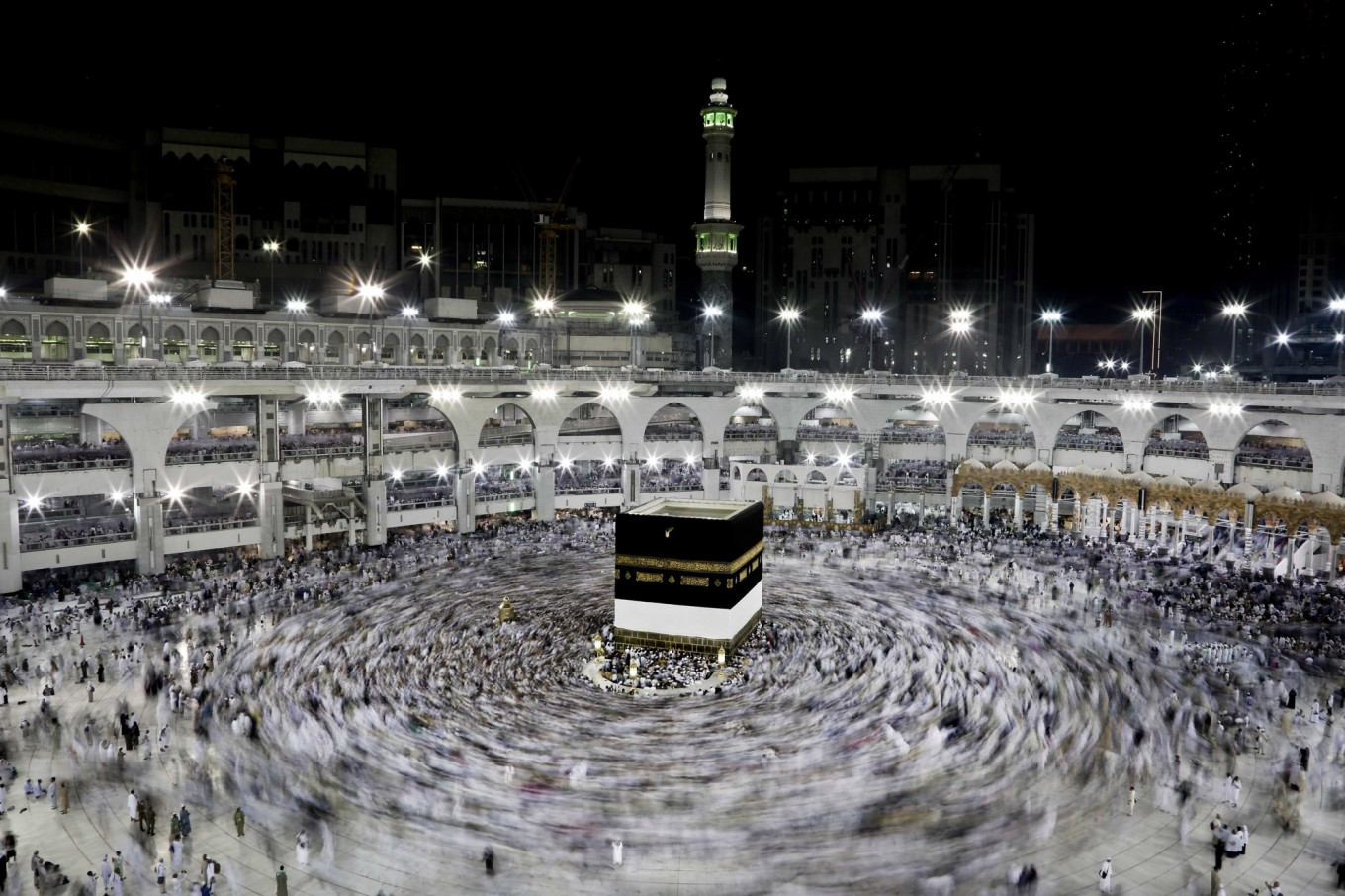 No haj funds invested in infrastructure, official says